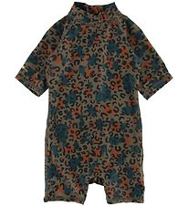 Soft Gallery Swim Coverall - UV50 - Rey - Fossil