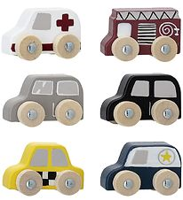 Bloomingville Toy Cars - Multi-color