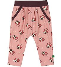 Freds World Trousers - Rose/Birds