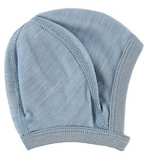 Joha Baby Hat - Wool/Bamboo - Light Blue