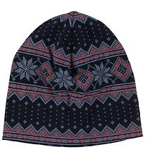 Joha Hat - Wool - Black/Stars