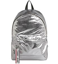 Tommy Hilfiger Backpack - Silver