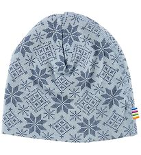 Joha Hat - Wool - Light Blue/Stars