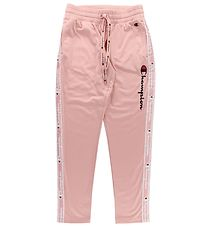 Champion Fashion Sweatpants - Rose w. logos