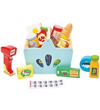 Le Toy Van Play Food - Honeybake - Grocery Shopping