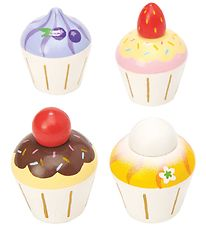 Le Toy Van Play Food - Honeybake - Cupcakes