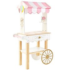 Le Toy Van Tea Party Trolley - Honeybake - Tea & Biscuits