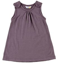 Joha Dress - Wool - Purple