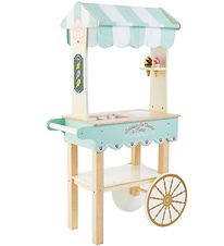 Le Toy Van Ice Cream & Treats Trolley - Honeybake