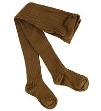 Condor Tights - Rib - Cognac