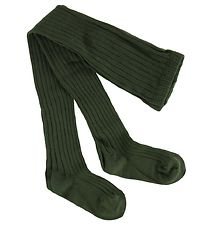 Condor Tights - Rib - Army Green