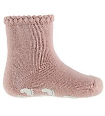 Condor Socks- Non-Slip - Light Rose
