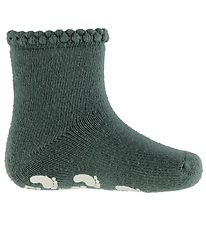 Condor Socks - Non-Slip - Dusty Green