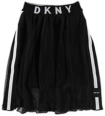 DKNY Skirt - Black w. Logo
