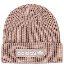 adidas Originals Hat - Knitted - Ash Pearl w. Logo