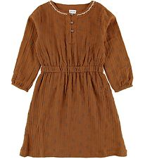 Mini A Ture Dress - Sif - Leather Brown