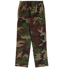 Polo Ralph Lauren Sweatpants - Army Green Camouflage