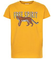 The New T-shirt - My - Golden Rod w. Tiger