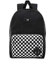 Vans Backpack - By New Skool - Black/Checker