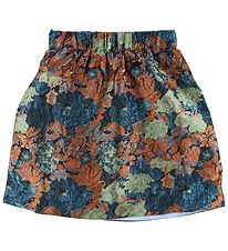 Molo Skirt - Betsy - Midnight Floral