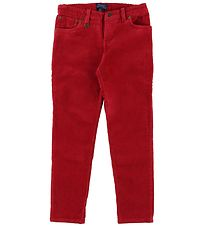 Polo Ralph Lauren Corduroy Trousers - Red