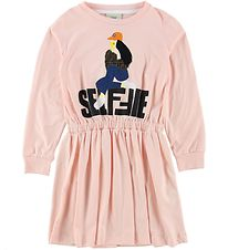 Fendi Dress - Rosa w. Girl