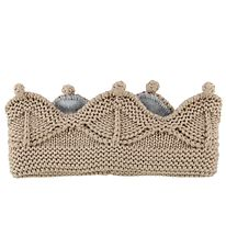 Mini A Ture Headband - Wool/Polyester - Doeskind Sand