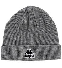 Kappa Beanie - Authentic Aysnes - Grey Melange