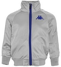 Kappa Track Suit - Anniston - Grey