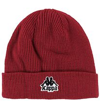 Kappa Beanie - Authentic Aysnes - Red