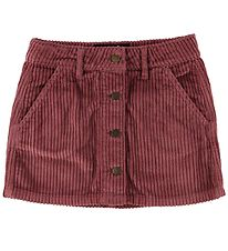 Finger In The Nose Skirt - Corduroy - Lacee - Old Pink Jumbo Cor