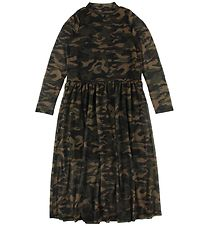 Hound Dress - Army/Camo