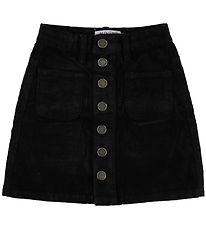 Hound Skirt - Corduroy - Black