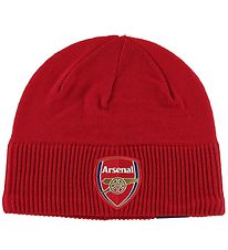 adidas Performance Beanie - AFC - Red w. Arsenal