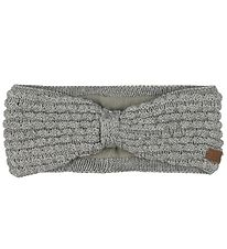 Melton Headband - Knitted - Wool/Polyester - Grey