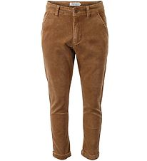 Hound Trousers - Conduroy - Brown