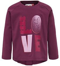 Lego Duplo Long Sleeve Top - Thelma - Plum
