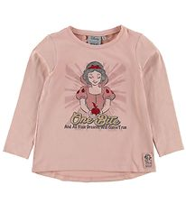 Wheat Disney Long Sleeve Top - One Bite - Misty Rose