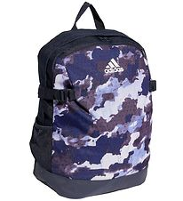 adidas Performance Back Pack - Navy/Purple