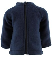Mikk-Line Cardigan - Wool - Blue Nights