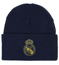 adidas Performance Hat - Knitted - Navy w. Real Madrid F. C.