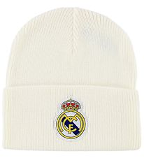 adidas Performance Hat - Knitted - Hvid m. Real Madrid F. C.