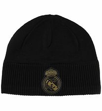 adidas Performance Hat - Knitted - Black w. Real Madrid F. C.