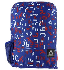 Reebok Backpack - Core - Cobalt w. Red/White