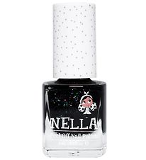 Miss Nella Nail Polish - Black