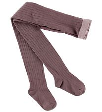 MP Tights - Wool - Dusty Purple