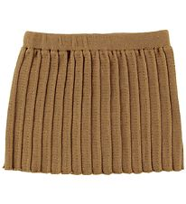 MP Skirt - Wool/Cotton - Curry