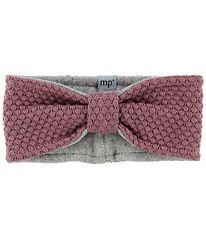 MP Headband - Wool/Cotton - Vintage Rose