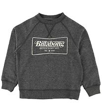 Billabong Sweatshirt - Dark Grey Melange