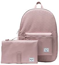 Herschel Changing Bag - Settlement Sprout - Ash Rose